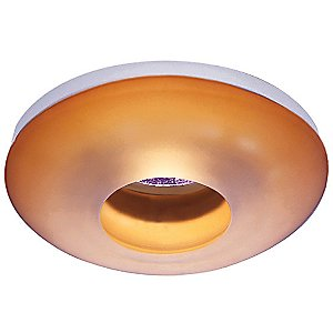 "D332 3"" Glass Ring Trim by WAC Lighting"