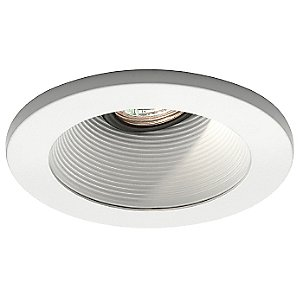 "D411 4"" Die-Cast Aluminum Trim with Baffle by WAC Lighting"