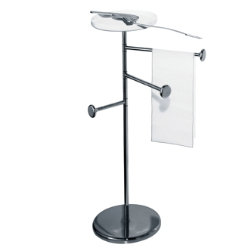 Birillo Towel Stand with Top by Alessi
