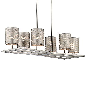 Cabaret Linear Suspension by Forecast Lighting
