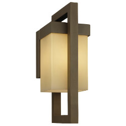 City Square Outdoor Wall Sconce by Forecast Lighting