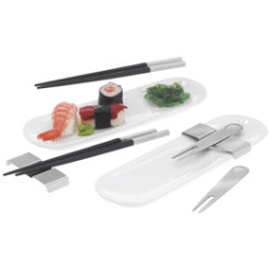 GAIO Sushi-/Finger Food 8pc Set by Blomus