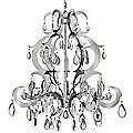 Xanadu Foyer Chandelier by Fredrick Ramond