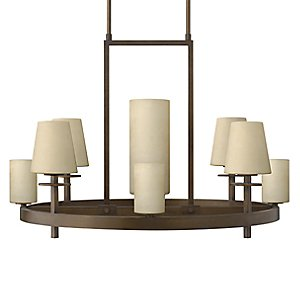 Candella 9 Light Chandelier by Fredrick Ramond