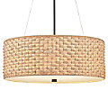 Mythic Drum Pendant by Forecast Lighting