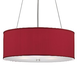 Scarlet Drum Pendant by Forecast Lighting
