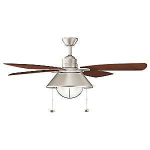 Seaside Indoor/Outdoor Ceiling Fan by Kichler