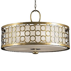 Allegretto 780140 Drum Pendant by Fine Art Lamps