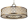 Allegretto 780340 Drum Pendant by Fine Art Lamps