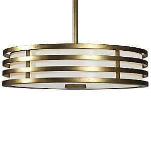 Portobello Road No. 445840 Drum Pendant by Fine Art Lamps