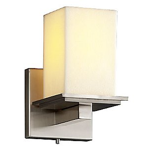 CandleAria Montana Wall Sconce by Justice Design