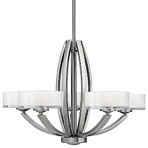 Meridian Single-Tier Chandelier by Hinkley Lighting