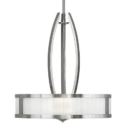Meridian Drum Pendant by Hinkley Lighting
