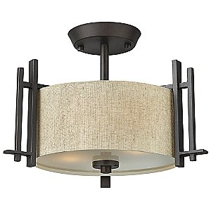 Sloan Semi-Flushmount by Hinkley Lighting