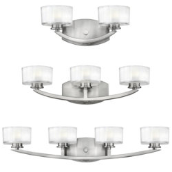 Meridian Bath Bar by Hinkley Lighting