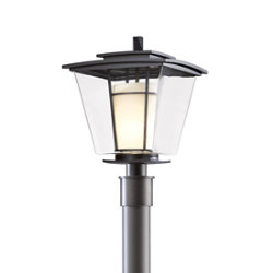 Beacon Hall Outdoor Post Mount by Hubbardton Forge
