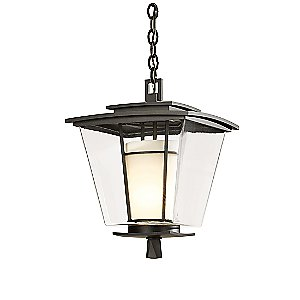 Beacon Hall Outdoor Ceiling Light by Hubbardton Forge