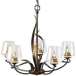 Flora Chandelier No. 103040 by Hubbardton Forge