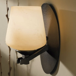 Ribbon Reversible Wall Sconce No. 204103 by Hubbardton Forge