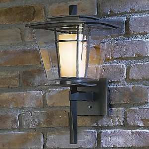 Beacon Hall Outdoor Wall Sconce by Hubbardton Forge