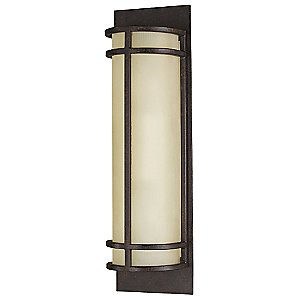 Fusion Wall Sconce No. 1282 by Murray Feiss