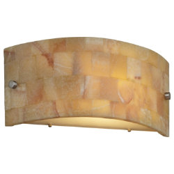 Hudson Rectangular Flush Wall Sconce by Forecast Lighting