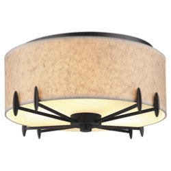Urban Oasis Fluorescent Flushmount by Forecast Lighting