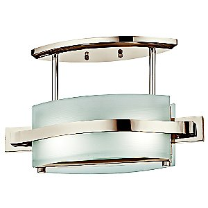 Freeport Semi-Flushmount by Kichler