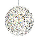 Da Vinci LED Pendant by Schonbek Geometrix