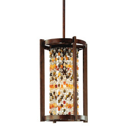 Karma Mini Pendant by Corbett Lighting