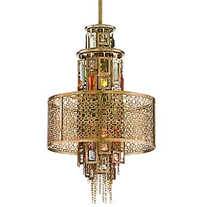 Riviera Mini Pendant by Corbett Lighting