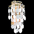 Dolce Wall Sconce by Corbett Lighting