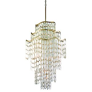 Dolce Tall Suspension by Corbett Lighting