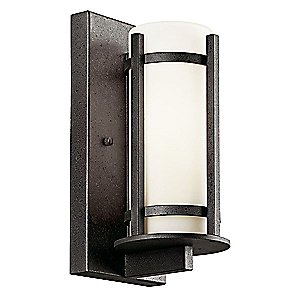 Camden Outdoor Wall Sconce by Kichler