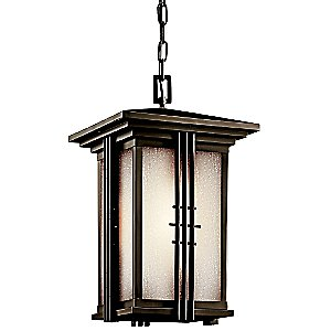Portman Square Outdoor Pendant by Kichler