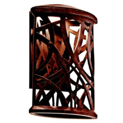 Maya Palm LED Outdoor Wall Sconce by Kichler