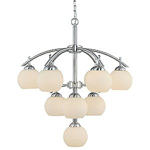 Cathedral 3-Tier Chandelier by Dolan Designs
