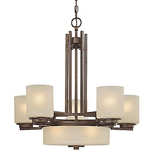 Multnomah Chandelier by Dolan Designs