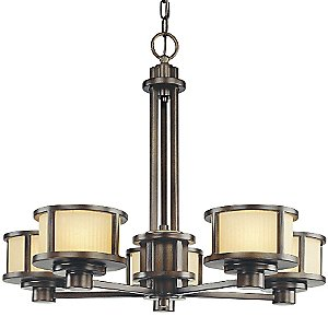 Bridgetown Chandelier by Dolan Designs