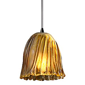 Veneto Luce Mini Pendant by Justice Design Group - OPEN BOX RETURN