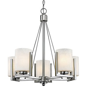 Uptown Chandelier by Dolan Designs