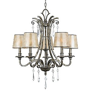 Kendra Chandelier by Quoizel