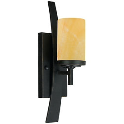 Kyle Wall Sconce No. 8701 by Quoizel