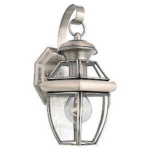 Newbury Outdoor Wall Sconce No. 8315-8316 by Quoizel