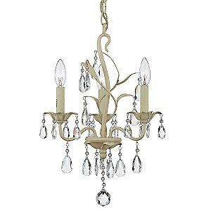 Ophelia Chandelier by Quoizel