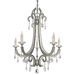 Tyne Chandelier by Quoizel