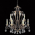 Hensley Two-Tier Chandelier by Savoy House