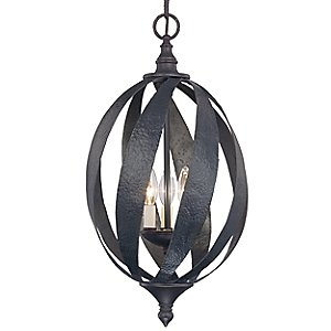 Carmel Foyer Pendant by Savoy House