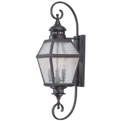 Chiminea Outdoor Wall Sconce by Savoy House