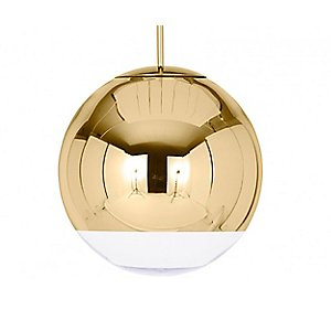 Mini Mirror Ball Pendant by Tom Dixon